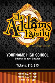adams family production review This is a community theater production october 29 the addams family musical (1 of 4) when you're an addams | the addams family musical.