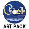 Cinderella Art pack